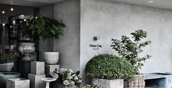 フルールサンクフラワーショップイビのお店の外観画像