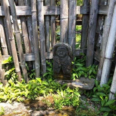 米ギャラリー大手前の庭の画像